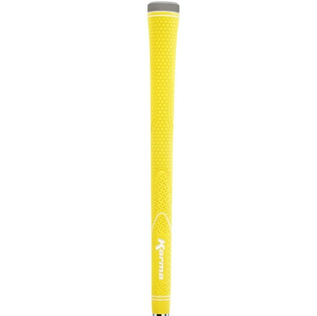 Karma Neion II Yellow Golf Grips