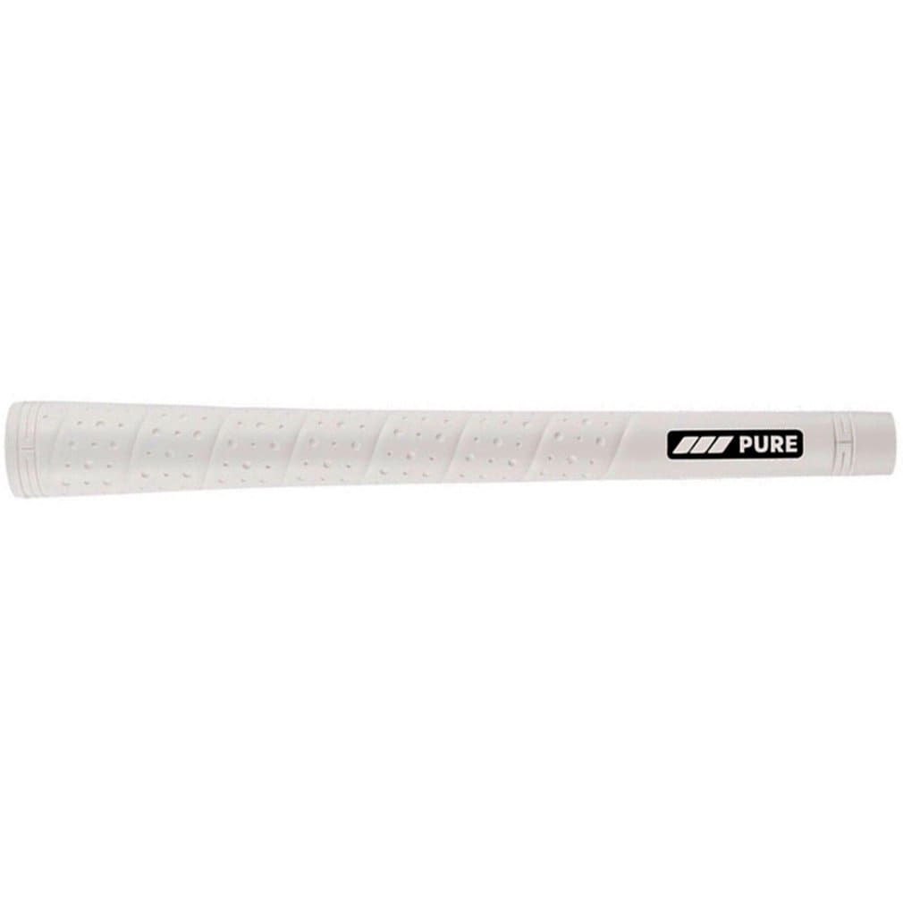Pure Grips P2 Wrap Standard White Golf Grips