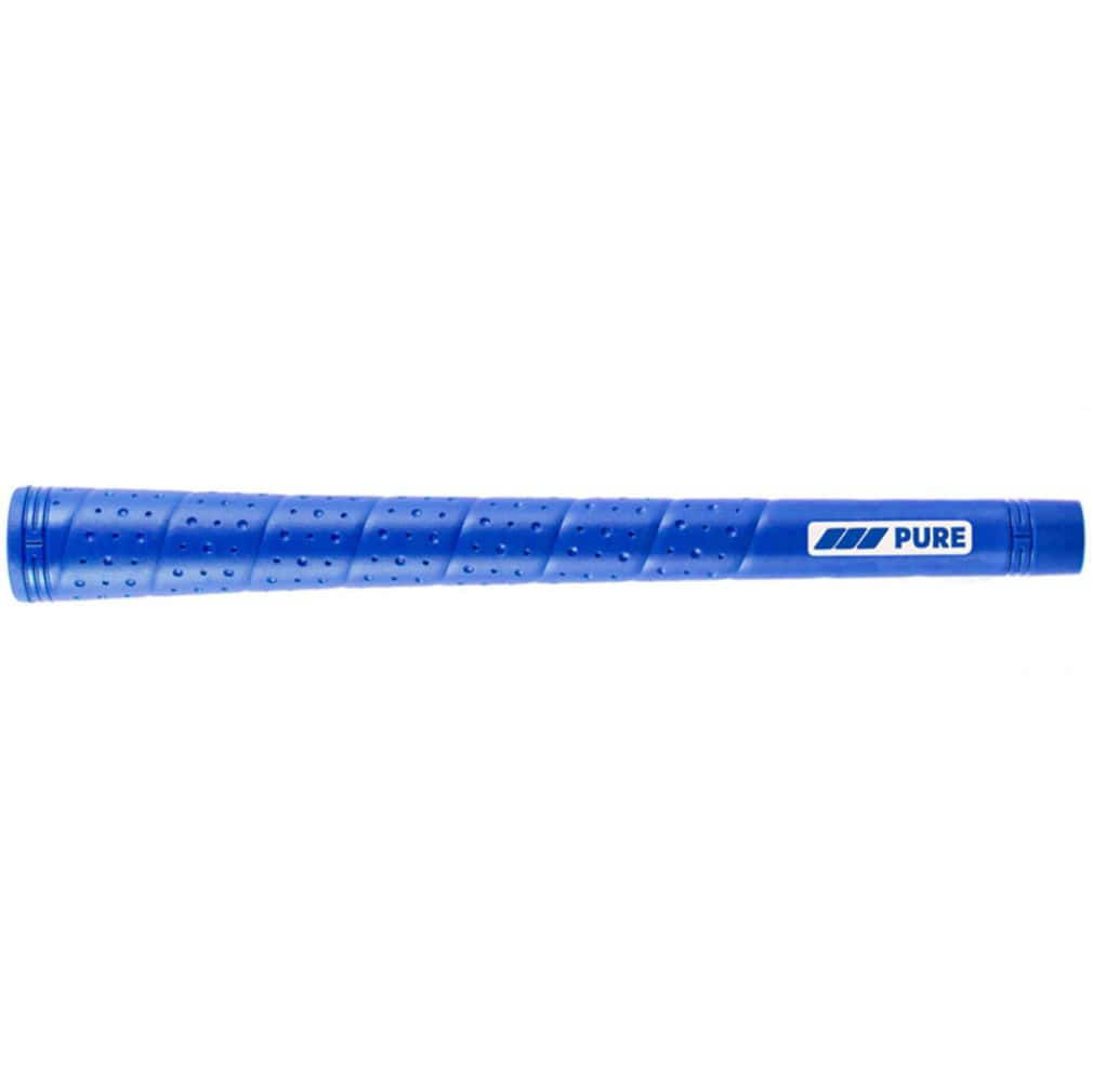Pure Grips P2 Wrap Standard Royal Blue Golf Grips