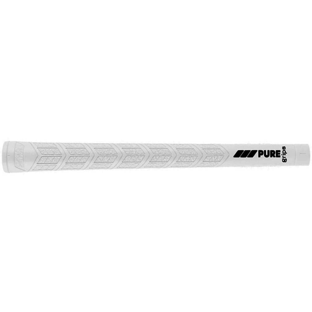 Pure Grips DTX Standard White Grips