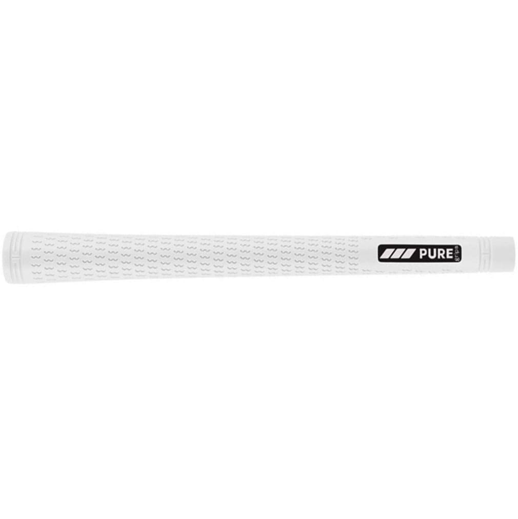 Pure Grips Pro Standard White Golf Grips