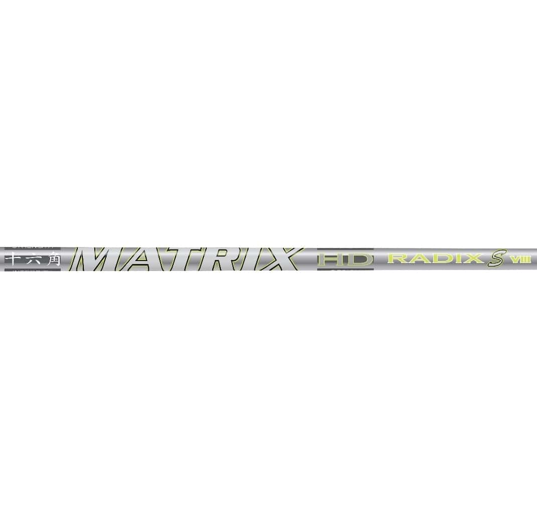 Matrix Radix S8 Graphite Wood Shafts
