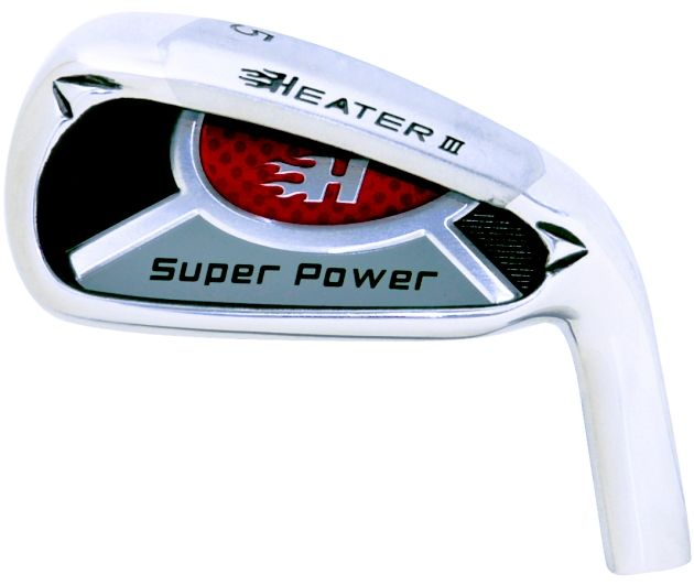 Heater III Super Power Iron Heads
