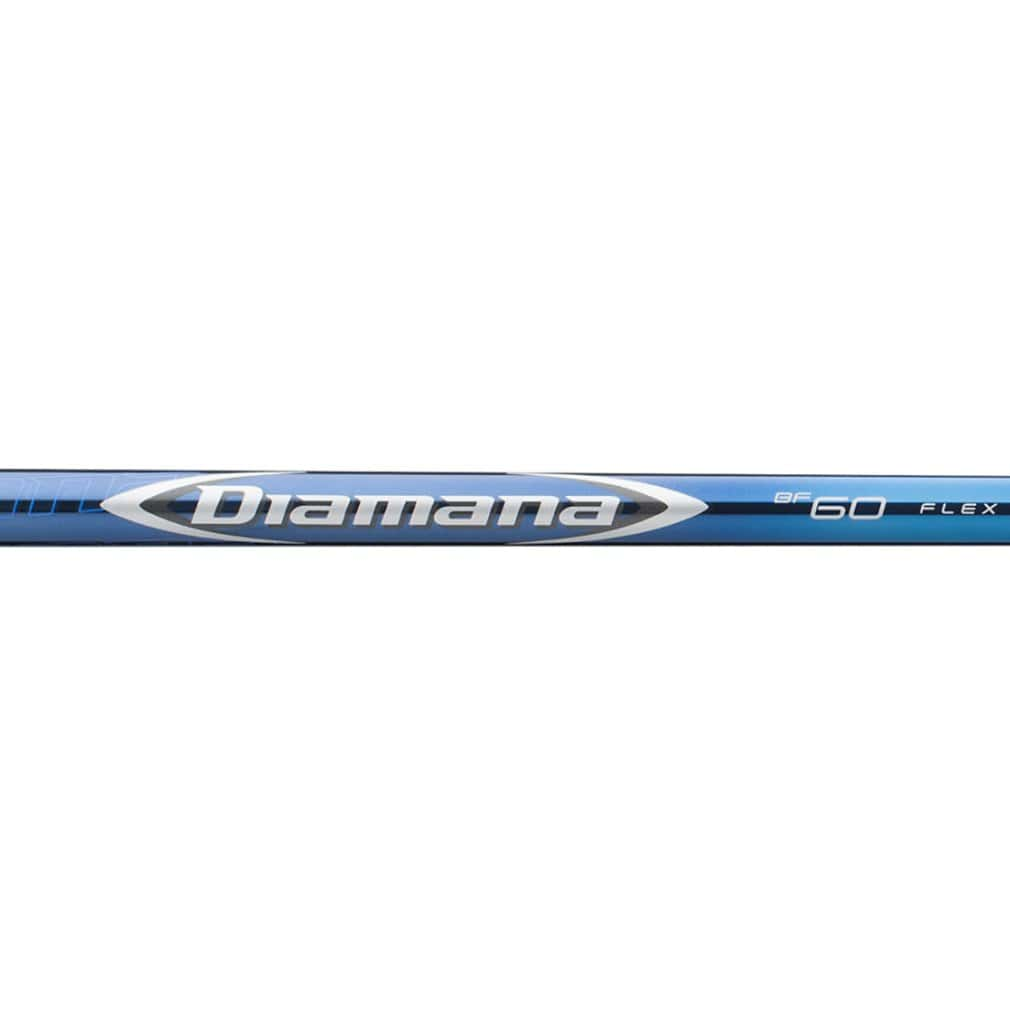 Mitsubishi Diamana BF-Series Graphite Wood Shafts