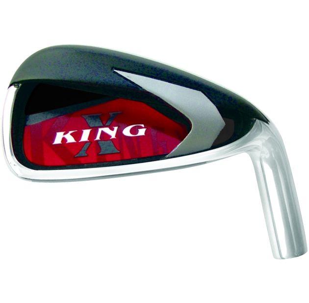Custom-Built King-X Iron Set
