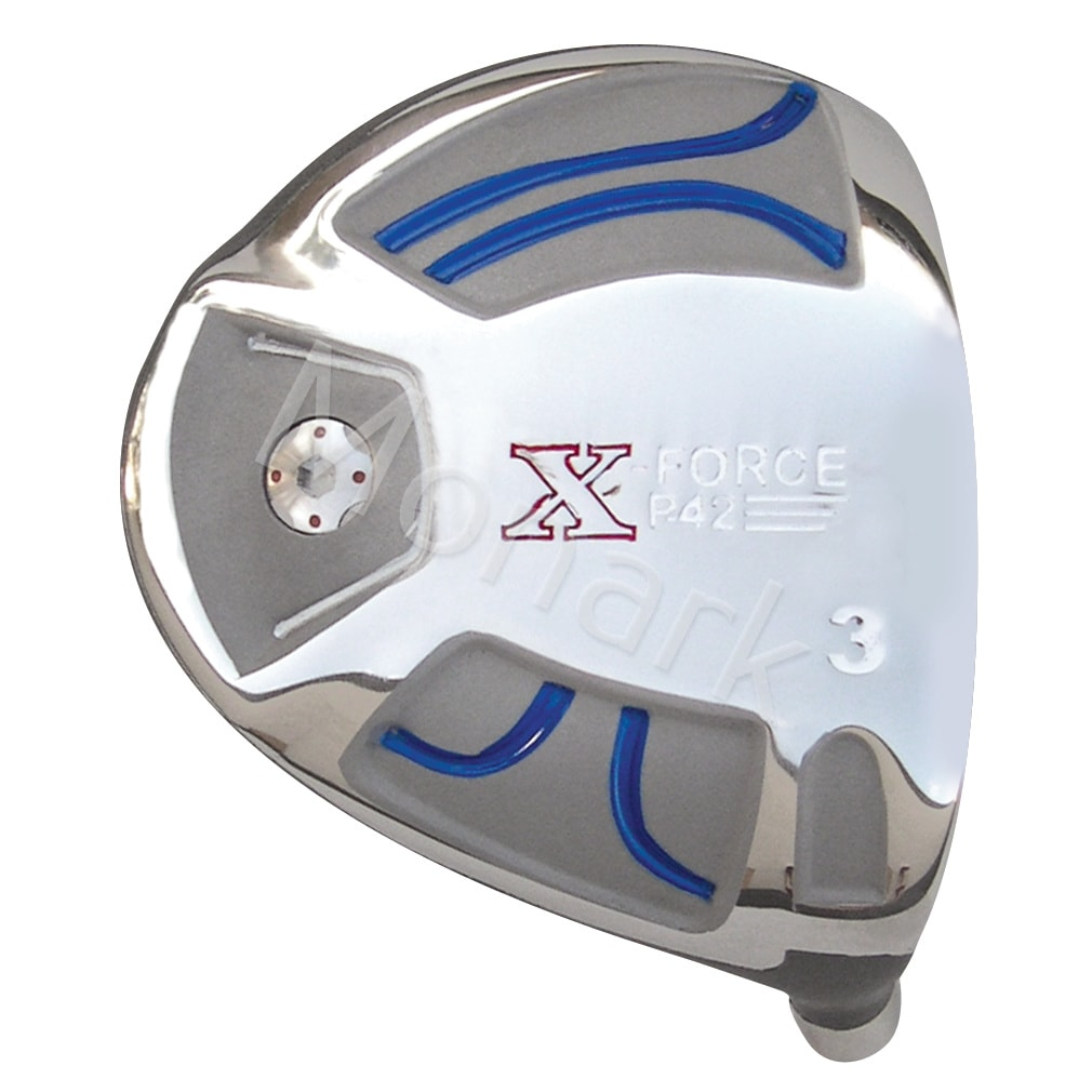 Custom-Built X-Force P42 Fairway Wood