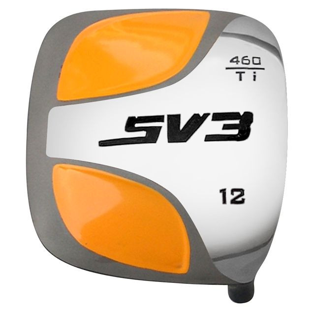 Built SV3 Titanium Driver Left Hand 9.5º, Graphite Shaft, R-Flex
