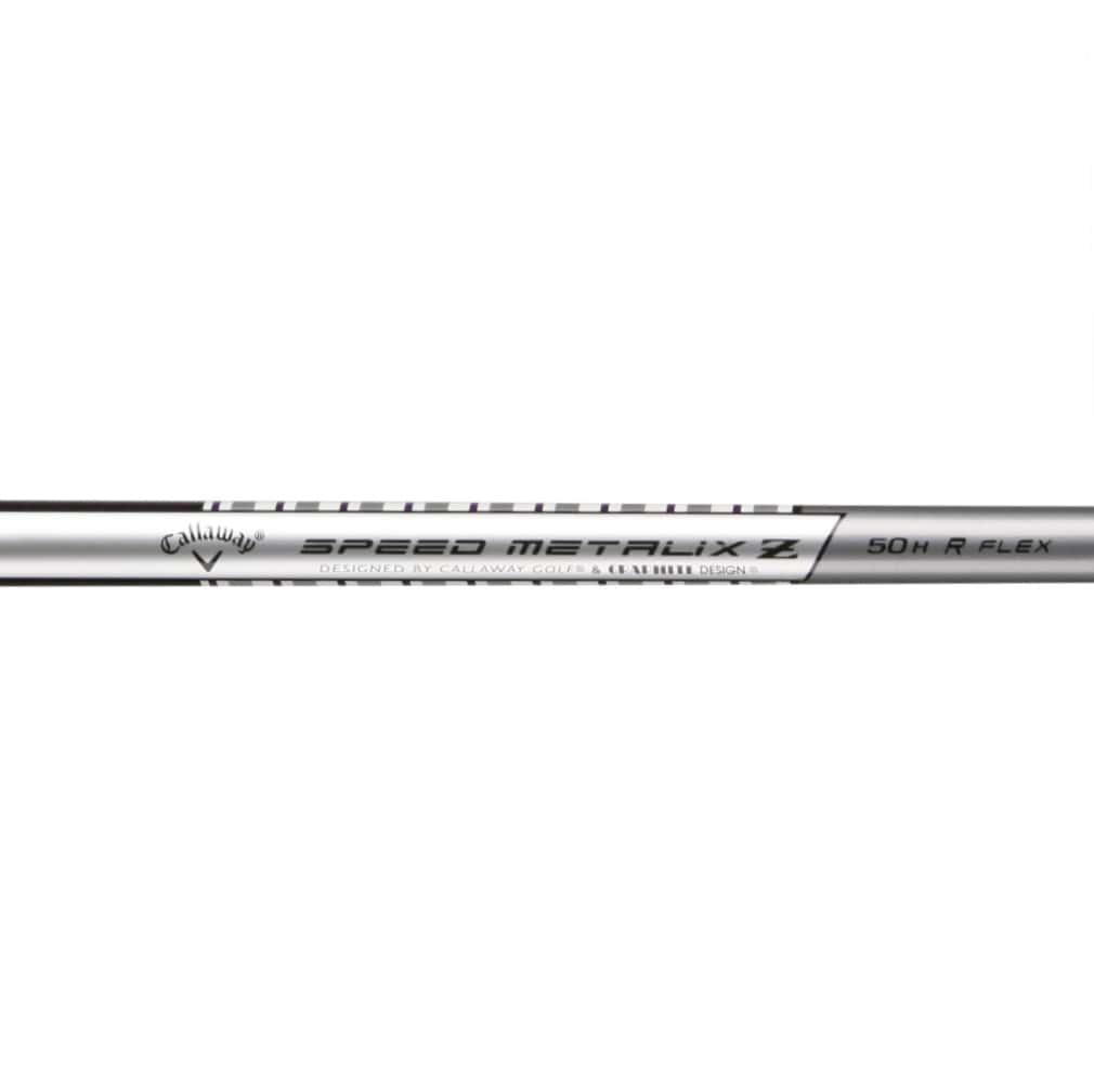 Callaway / Graphite Design Speed Metalix Z Graphite Hybrid Shafts