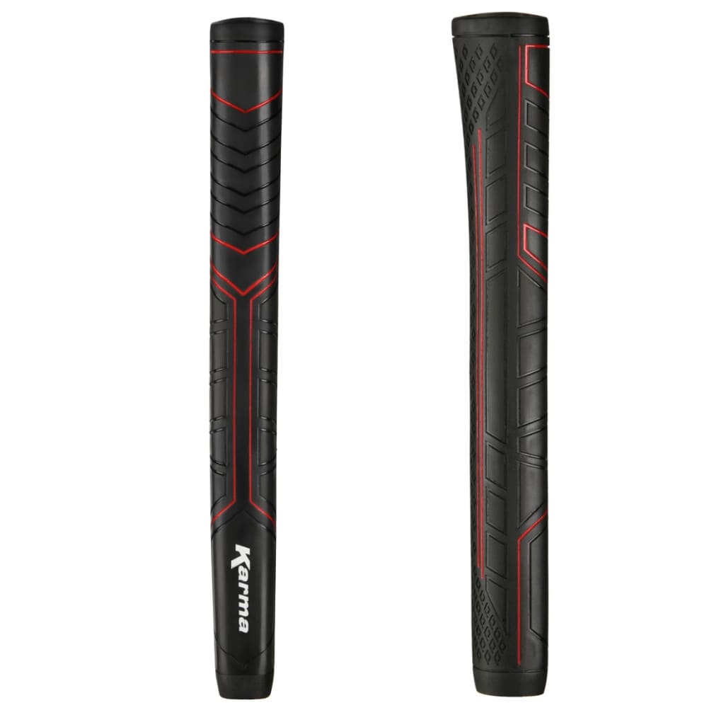 Karma Big Softy Oversize Putter Golf Grip - Black