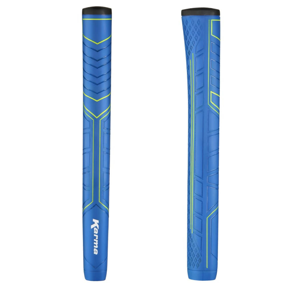 Karma Big Softy Oversize Putter Golf Grip - Blue