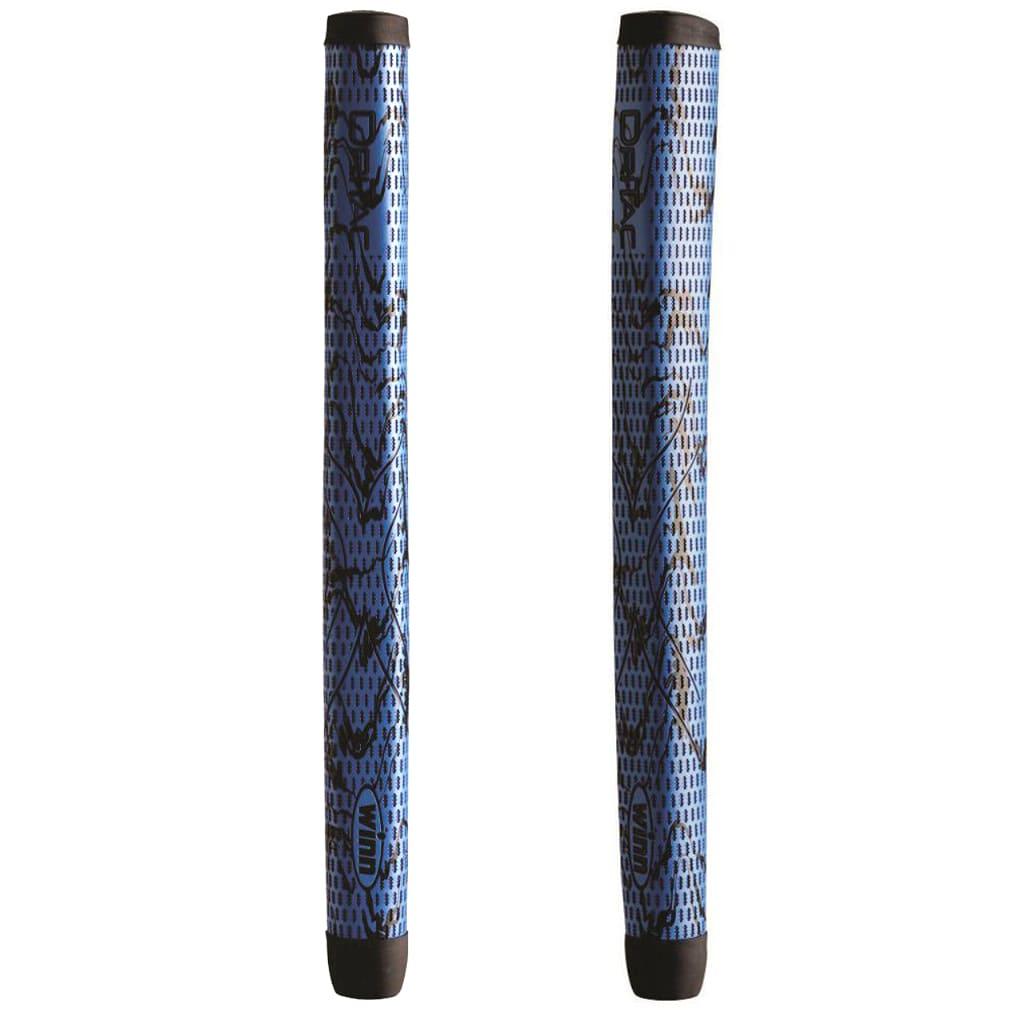 Winn DriTac X Medalist Pistol Putter Grip - Blue/Black