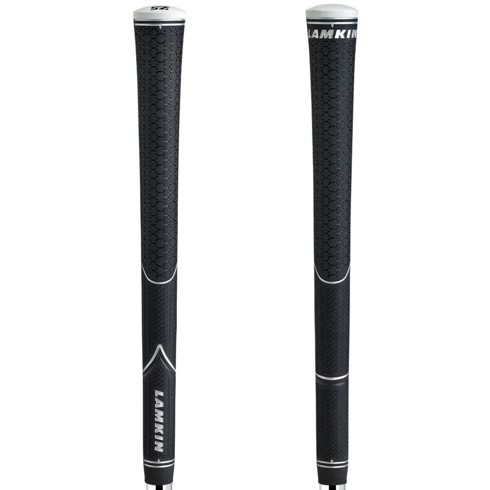 Lamkin Z5 Black Standard Golf Grips