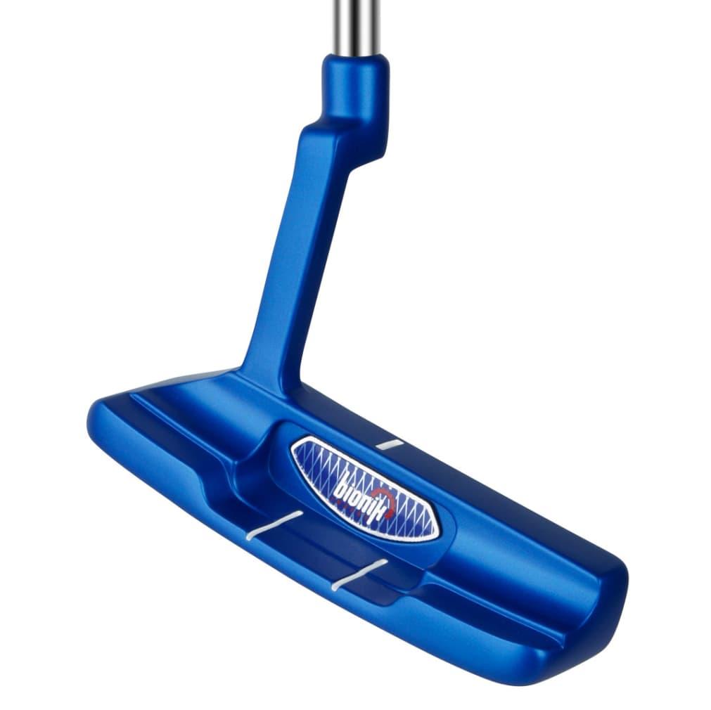 Bionik 101 Blue Putter Head - RH