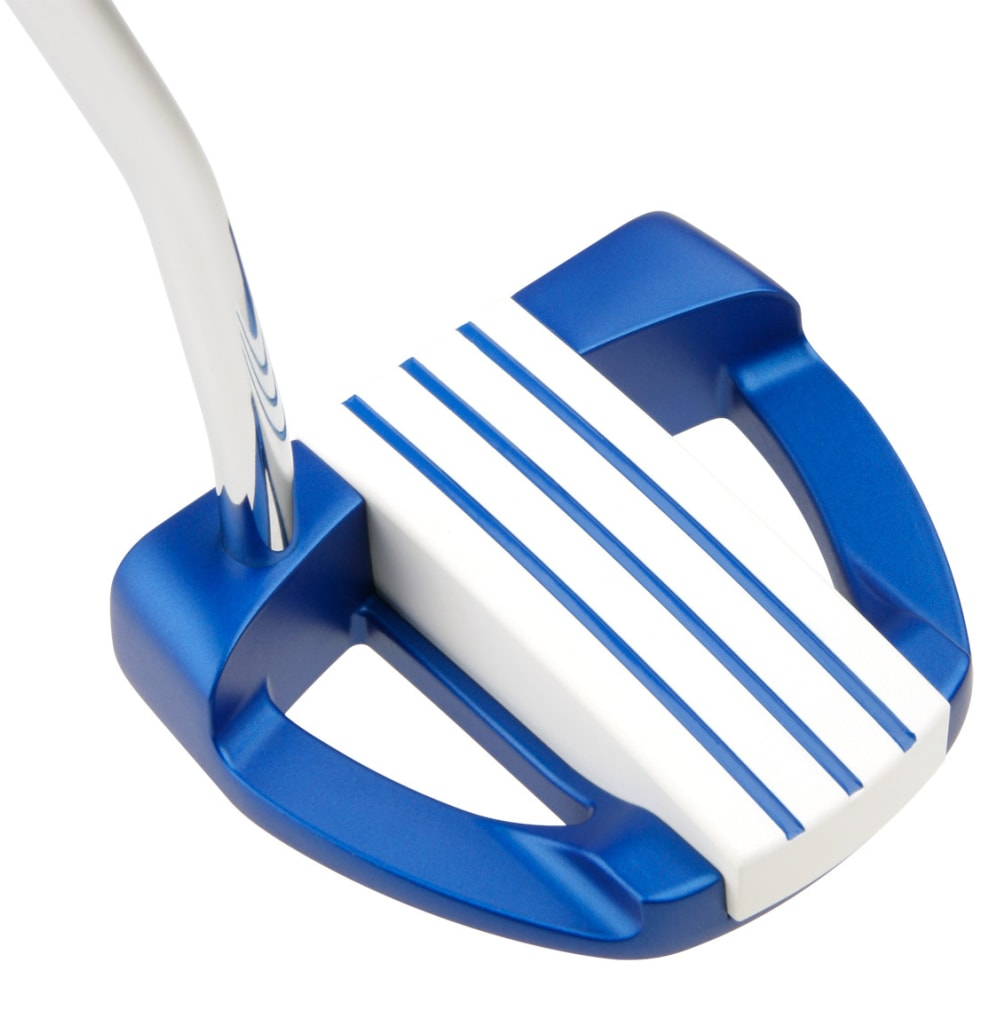 Bionik 701 Blue Mallet Putter Head - RH
