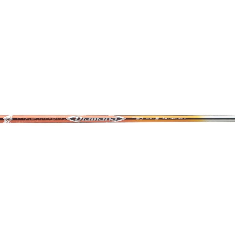 Mitsubishi Diamana RF-Series Graphite Wood Shafts