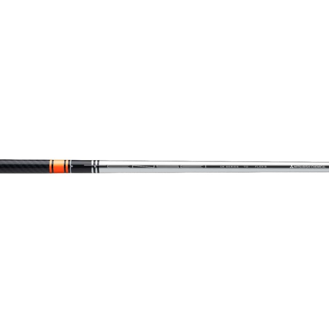 Mitsubishi Tensei CK Orange Graphite Wood Shaft