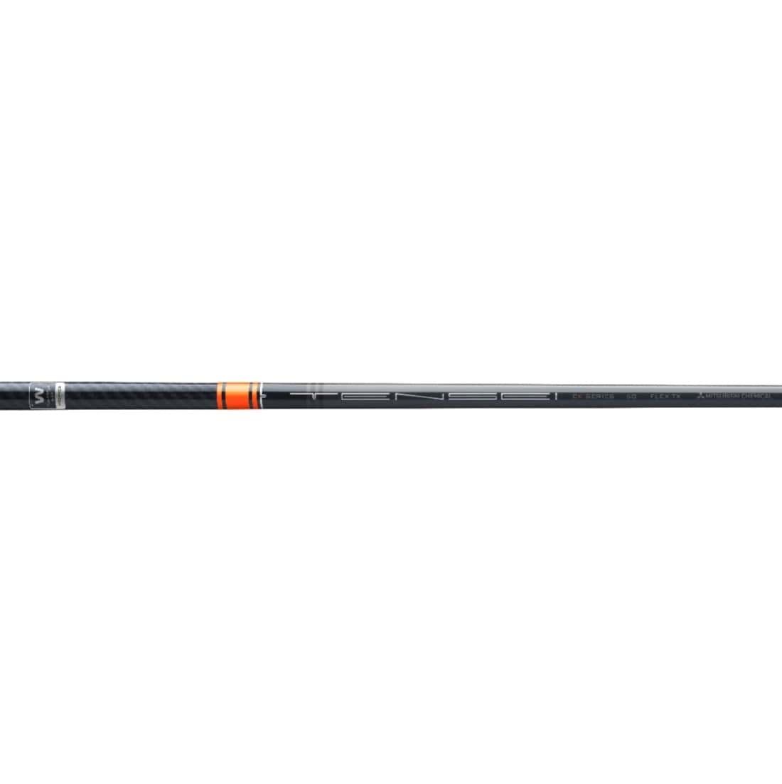 Mitsubishi Tensei Pro Orange Graphite Wood Shafts