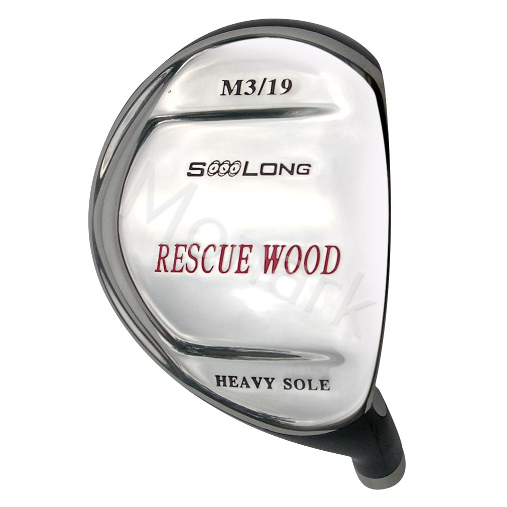 Custom-Built SoooLong Rescue Wood Golf Club
