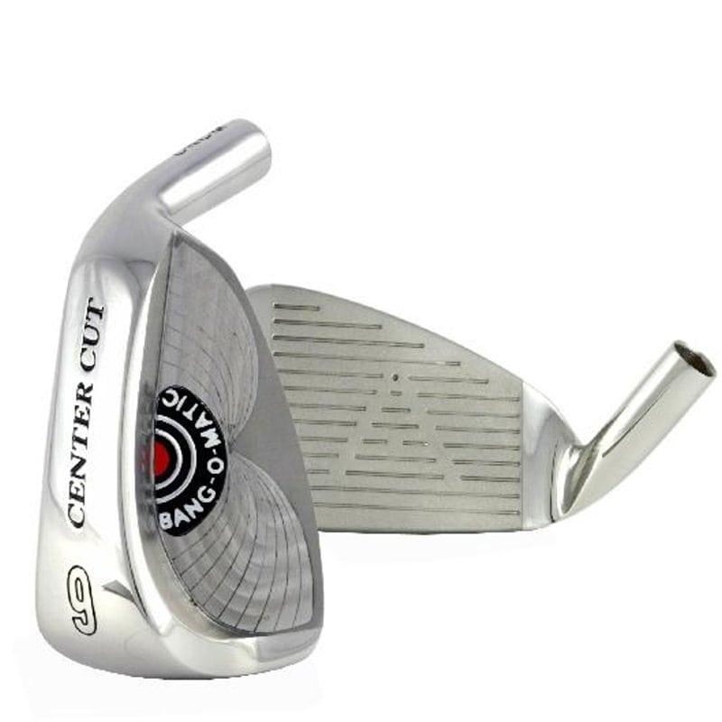 Bang Golf Bang-O-Matic CenterCut CNC Milled Forged Iron Head Left Hand