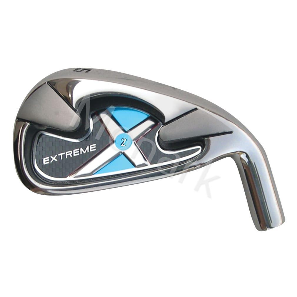 Custom-Built Extreme X2 Blue Iron Set Right Hand