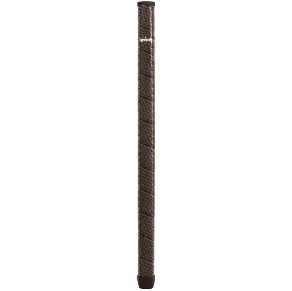 "Winn Excel 17"" Long Pistol Putter Grip - Dark Grey"