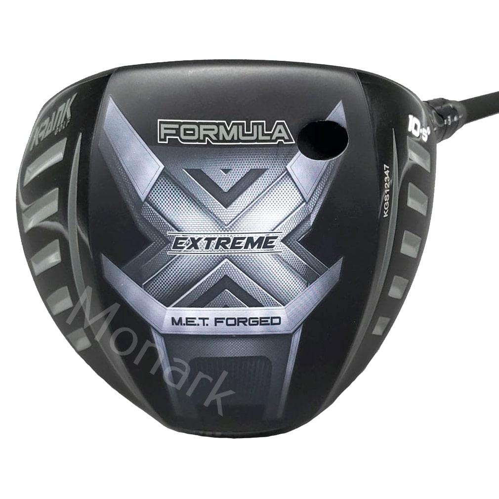 Krank Golf Formula X Extreme Adjustable Driver Head - USGA Conforming