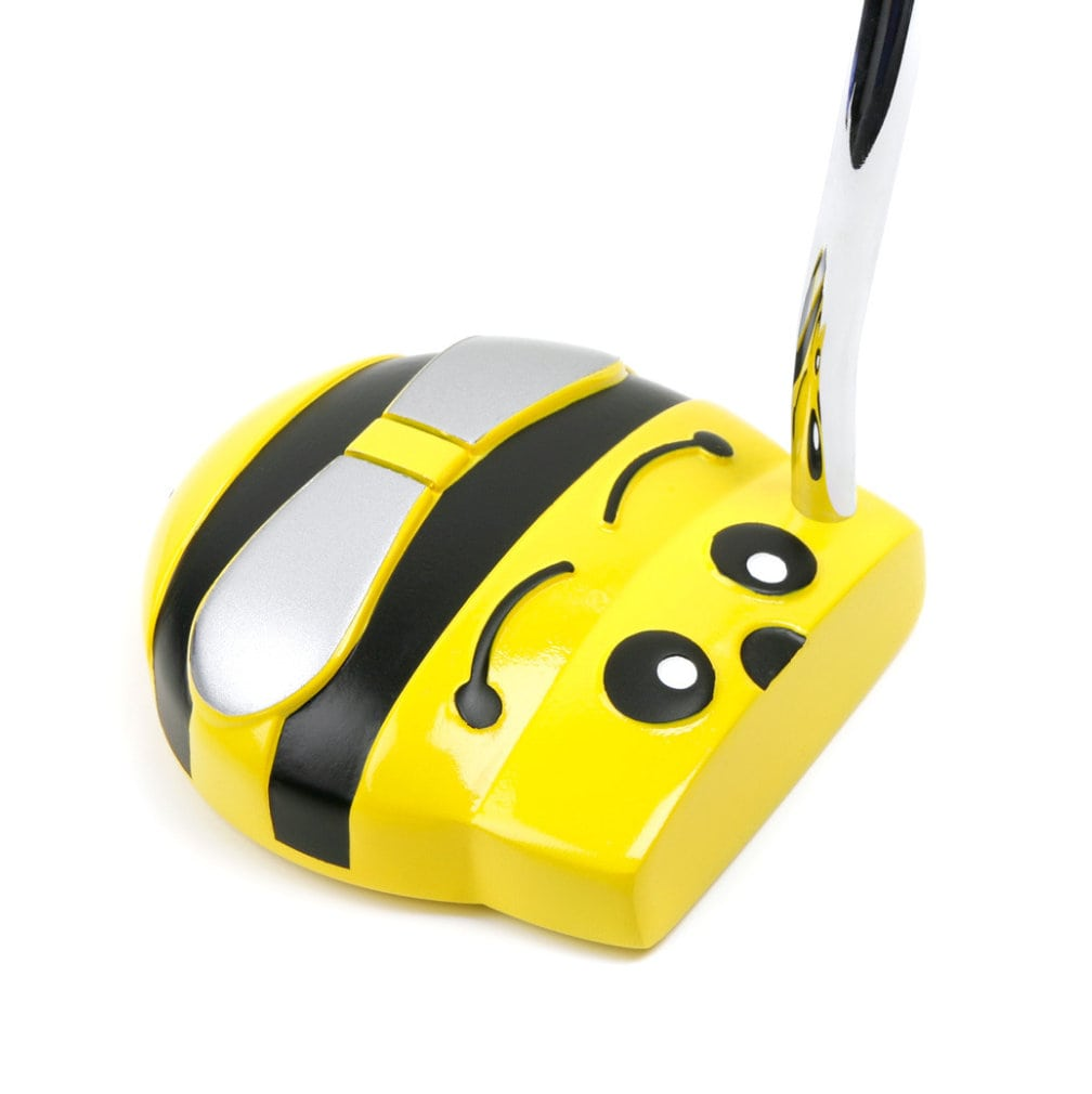 Intech Bumble Bee Putter Head RH