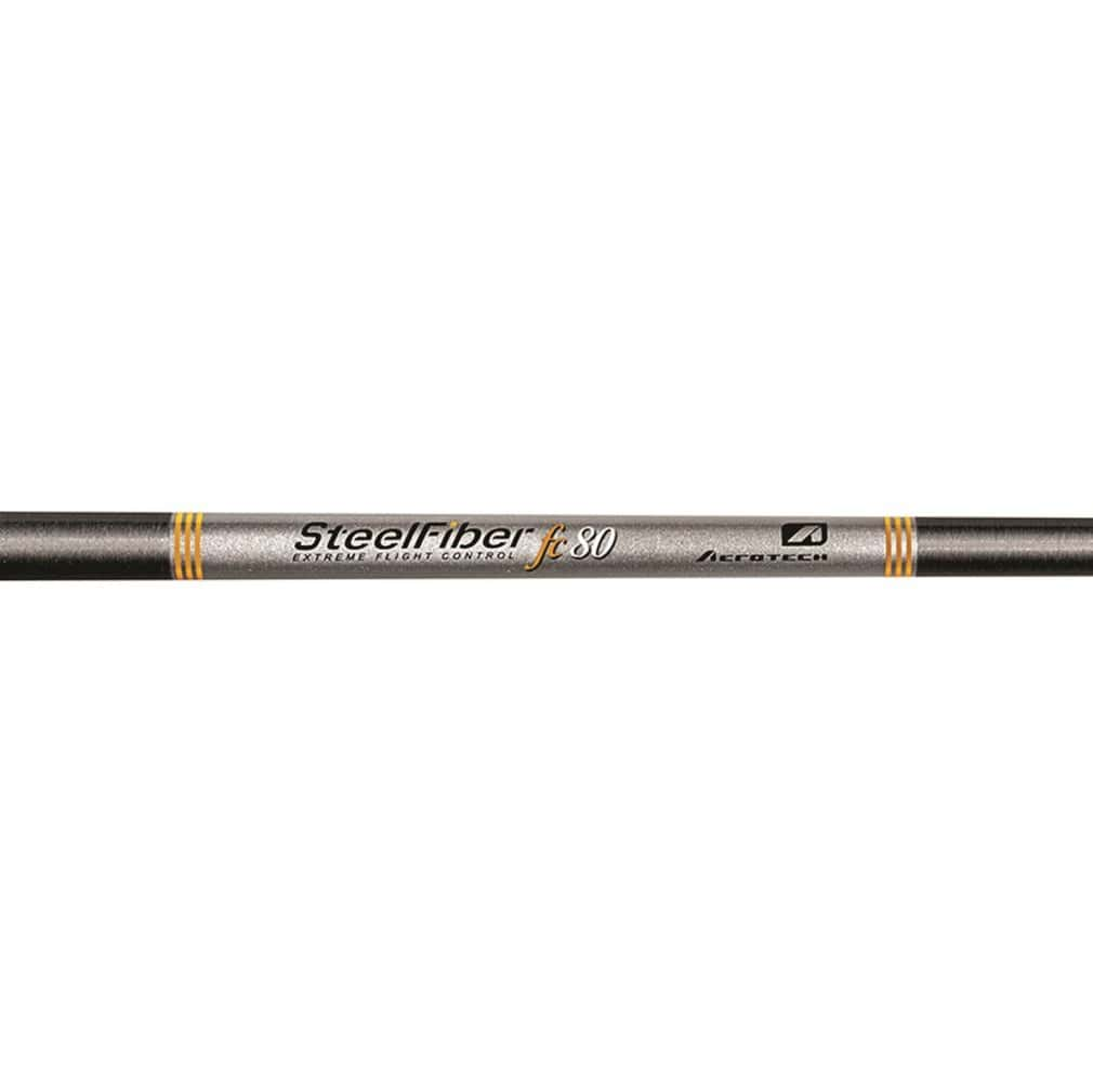 Aerotech SteelFiber fc Graphite Iron Shafts