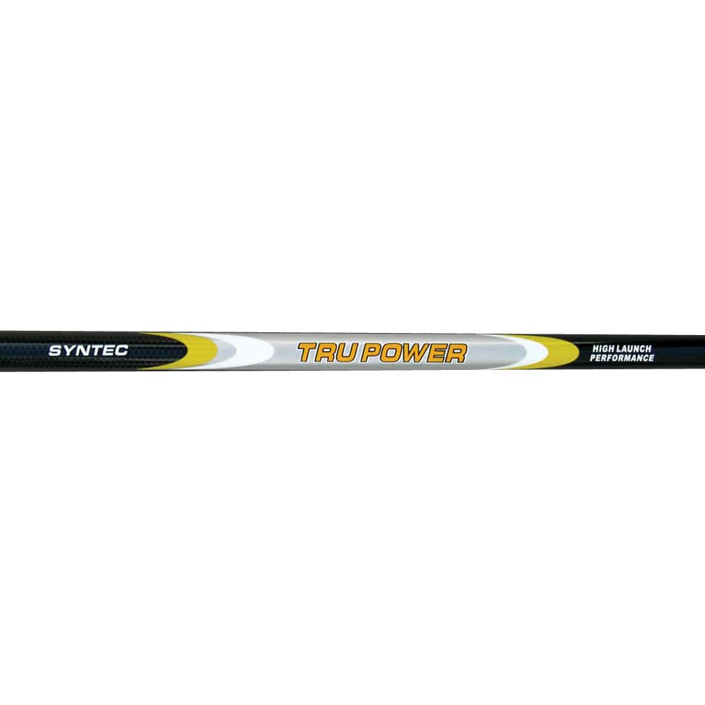 Syntec TruPower Graphite Golf Shafts