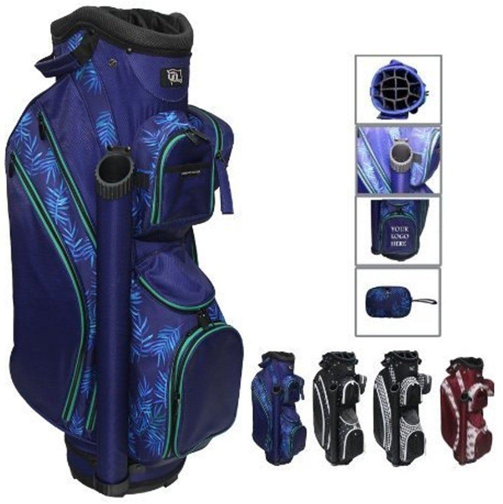 RJ Sports Paradise Deluxe Ladies Cart Bag - Palm Breeze