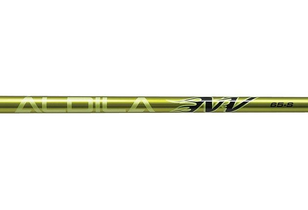 Aldila NV-65 Green Wood Shaft + Adapter & Grip