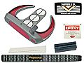 Armada Mallet Putter Component Kit - Red Face