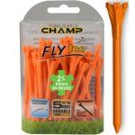 "Champ Zarma FLYTee - 2.75"" Orange Golf Tees 30 pack"