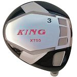 Custom-Built King X750 Fairway Wood