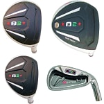 Built Heater B-2 Titanium Driver 9-Club Set