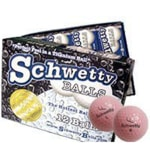 Schwetty Balls - Pink Pair Novelty Golf Balls
