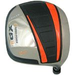 Built Turbo Power XP II Speed Titanium Driver with Graphite Shaft