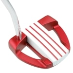 Bionik 701 Red Mallet Putter Head - RH