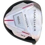 Integra Smasher 550cc Alloy Driver Head