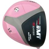 Heater BMT Cup Face Titanium Driver Head Pink