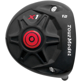 Tour Model X1 Cup Face Titanium Driver Head Black