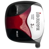 i-Drive Square Fairway Wood Head Left Hand