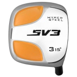 SV3 Square Fairway Wood Head Left Hand