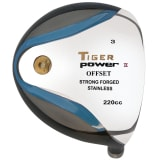 Custom-Built Tiger Power II Offset Fairway Wood