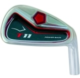 Custom-Built T11 Power Back Irons/Wedges