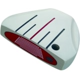 Heater 5.0 White Mallet Putter Head Left Hand