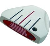 Custom-Built Heater 5.0 White Mallet Putter