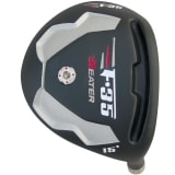 Custom-Built Heater F-35 Black Fairway Wood
