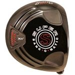 Custom-Built Bang Golf Super Bang-O-Matic Titanium Driver