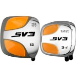 Built SV3 Titanium Driver + 2 x SV3 Fairway Woods Left Hand